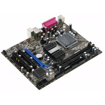 Kit Placa Mãe 775 Ddr3 + Core 2 Duo E7300 + 2gb + Cooler