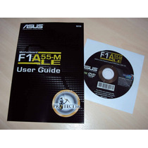 Manual E Cd Placa Mae Asus - F1a55-m Le