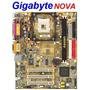 Kit Gigabyte Nova+pentium Iv 1.8 (vídeo/ Som/ Rede On-board)
