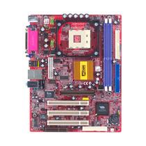 Placa Mãe Pcchips M925g V9.1b Intel P4 Slot 478