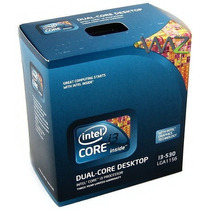 Processador Intel Core Desktop I3-530 Lga 1156