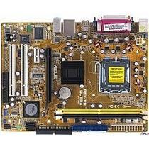 Placa Mae Asus P5v-vm Ultra Com Corel 2 Duo 2.00
