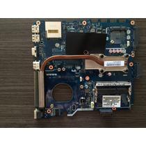 Placa Mae + Processador Amd La-7321p * Asus K43u
