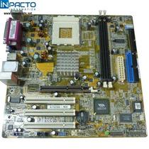 Placa Mae 462p Asus A7v266-mx (usado)