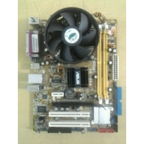 Kit Intel Lga775 Asus + Dual Core + 2gb Ram + Cooler, Etc