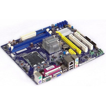 Placa Mãe 775 Chip Intel G31mxp - Suporta Core2 Duo E Quad -