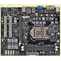 Placa Mãe Chipset Intel H61 - Lga 1155 - Ddr3 16gb - Dvi