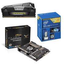 Kit Placa Mãe Asus Sabertooth Z97 + Intel Core I7 4790 + 8gb