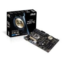 Placa Mae Intel Asus Z97-k - Socket 1150 - I3, I5, I7