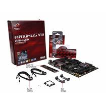 Placa-mãe Asus Maximus Viii Ranger Lga1151 Intel Z170 Rog