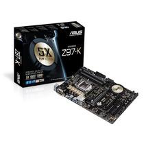 Kit Placa Asus Z97-k + Intel Core I7 4790 4.0ghz + Ssd 120gb