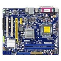 Placa Mae Foxconn G31mxp 775 Ddr2 Com Espelho 100% Testada