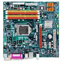 Placa Mae 1156 Ecs H55h-cm Onboard I3 I5 I7 -av10