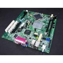 Placa Mãe Dell Optiplex 330 775 Ddr2 0tw904 0n820c 0kp561