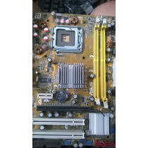 Placa Mãe Asus Lga 775 Modelo P5gc-mx/1333 Suporte Ddr2