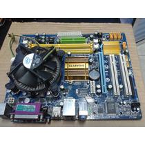 Kit Gigabyte Ga-g31m-es2c+proc D.core E2180 Sock775 Ddr2 2gb
