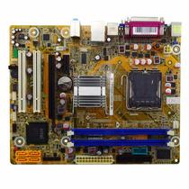 Placa Mãe Positivo Pos Ag31a Intel 775 Ddr2 Espelho Cabo Sat