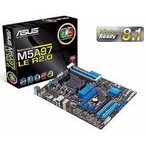 Kit Placa Mãe Asus M5a78l-m/usb3 + Fx8350 + 32gb Ddr3
