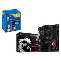 Kit Placa Mãe Msi Z97 Gaming 3 + Processador Intel I7-4790