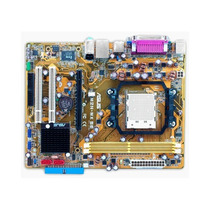 Kit Placa Asus M2n Mx Se + Athlon X2 64 6000 Cooler 4gb
