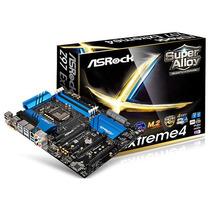 Placa Mãe Asrock Z97 Extreme4 Intel Z97 Lga1150