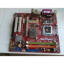 Mother Board Ddr2 - Lga 775 - Pos Mig31ag