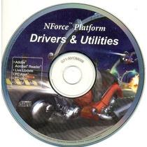 Cd Drivers Original Placa Mae Msi Pt8 Neo-v