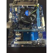 Kit I3 Placa Mãe E Processador