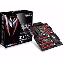 Placa Mãe Asrock Fatal1ty Z170 Gaming K6 Intel Lga1151 Ddr4
