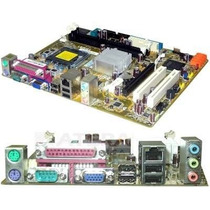 Kit Placa Mãe Asus Ipm31 775 Ddr2 + Dual Core + Cooler 775
