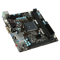 Placa Mãe Msi Amd Am1i Socket Am1 Mini-itx