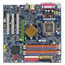 Kit Placa Mãe + Pentium 4 3.0 + Cooler + 2gb Memória 4 Slot