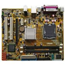 Placa Mãe Asus Ipm31 G31 Socket 775 Ddr2 Imperdível