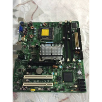 Placa Mãe Intel G31 775 De Celron Ate Qaud