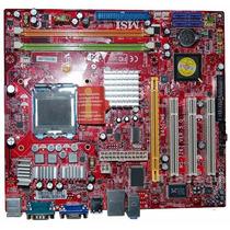 Placa Mãe Msi 945gzm6 Ms-7267 775 Core 2 Duo Pentium 4 P4