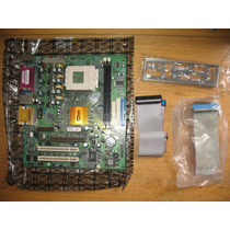 Placa-mãe Pcchips M810l Rev. 8.0 Socket A 462 V/s/r Slot Agp