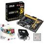 Kit Asus A58m-a/br Fm2+ C/ Hdmi + Processador A4 4000 3.2ghz
