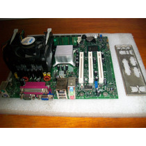 A446 Kit Intel D845glva 478 1.8aghz Ddr200/266 512mb