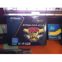 Kit Core I5 3470s + Asus H61 / Asrock B75 + 4g Ddr3 1600