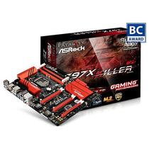 Placa Mãe Asrock Fatal1ty Z97x Killer Intel Z97 Lga1150