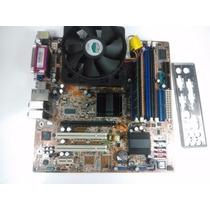 Kit Placa Mãe Itautec St4341 + Pentium 4 3.0 + 1gb