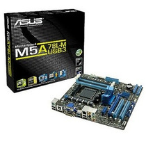 Kit Placa Mãe Asus M5a78l-m/usb3 + Hd 1tb Seagate + 8gb Ddr3