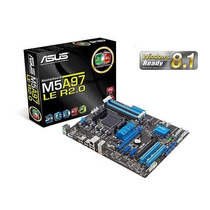 Placa-mãe Asus M5a97 Le R2.0 Am3+ Amd970/sb950 140w Sata 6gb