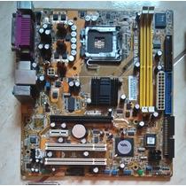 Placa Mãe Asus P5vd2-mx Socket Lga775 Ddr2 Defeito