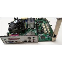 Kit Placa Mãe Intel Dg41ty, Com Proc. Core 2 Quad Q8300 2.50
