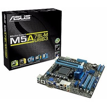 Kit Placa Mãe Asus M5a78l-m Lx V2 + 8gb Ddr3