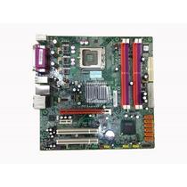 Placa Mãe 775 Msi P/ Dual Core 2 Duo Quad Até 8gb Memória
