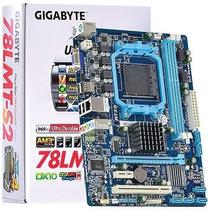 Placa Mae Micro-atx Ga-78lmt-s2 (rev. 1.1) Socket Am3+ S/v/
