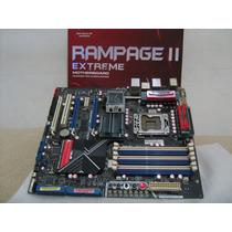 Kit P. Mãe Asus Rampage Ii Extreme - 1366 X58 + Core I7 960