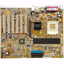 Placa Mae Asus A7v8x-x Athlon 2000+ Socket 462 Off Board